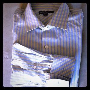 Banana Republic French Cuff Button Down Shirt